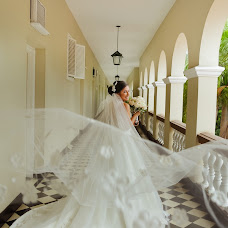 Wedding photographer Carlos Reyes (artwedding). Photo of 21.09.2017
