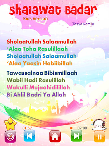 Lagu Sholawat Anak Lengkap filehippodl screenshot 10