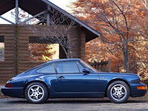 911 964A 1992 Carrera 2のカスタム事例画像 Hiroさんの2018年11月24日15:50の投稿