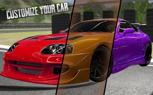 Turbo Car Drift Racing Mod
