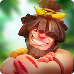 Fruit Target: Survival Clash of Tribes for Fruit Apk