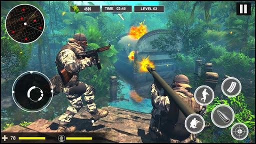 Call of World War Shooter: Free Shooting War Duty Varies with device screenshots 12
