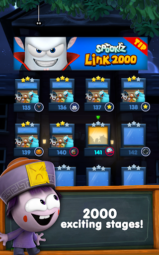 Monster Puzzle u2013 Spookiz Link Quest 1.89 screenshots 22