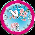 Аналоговые Часы Виджет icon