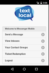 Messenger Mobile screenshot 1