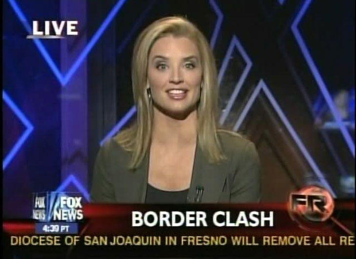 Laurie Dhue from Fox News