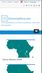Economy Africa- screenshot thumbnail