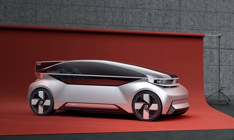 Volvo empuja los límites del espacio cotidiano más allá de la arquitectura