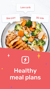 Meal Hero - family dinner plans & shopping lists Capture d'écran