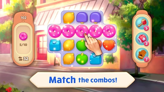 Matchland – Build your Theme Park Apk Download For Android and Iphone 6