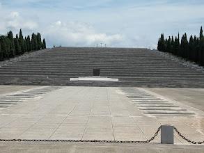 Photo: Redipuglia - military cimitero