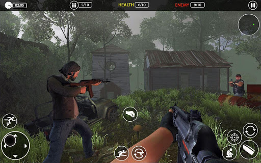 Target Sniper 3D Games apkpoly screenshots 3