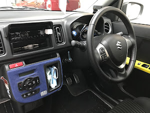 アルトワークス HA36S 4WD・5MTのカスタム事例画像 ゆずきらむさんの2018年09月02日17:57の投稿