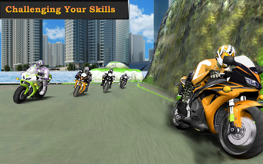 Motorbike Highway Racing 3D 1.0.2 Screenshots 3