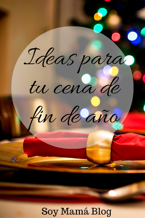 Ideas para tu cena de fin de año
