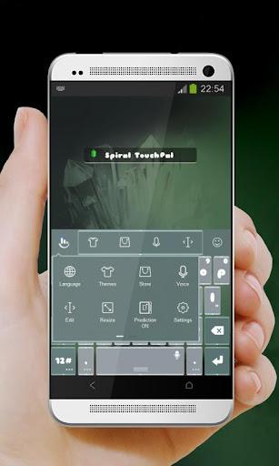 無料个人化AppのスパイラルSupairaru TouchPal|記事Game