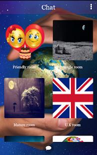 world chat room - náhled
