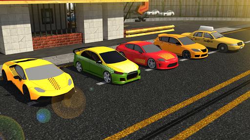 Taxi Simulator 3D: Hill Station Driving 1.2 screenshots 7