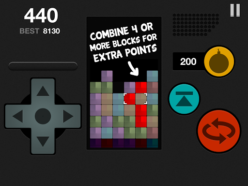 Block Attack - Free Matching Puzzle Game screenshot 11
