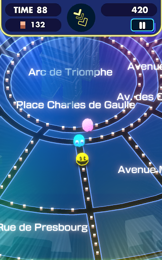 PAC-MAN GEO apkpoly screenshots 3