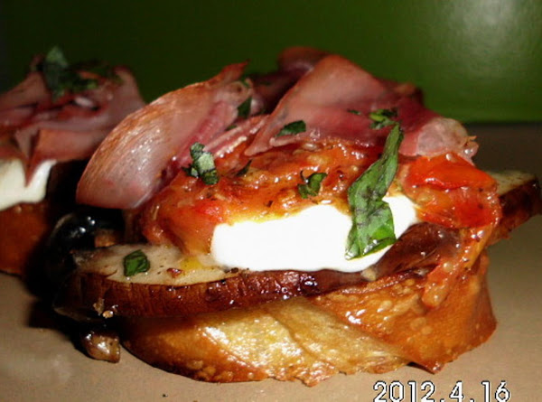Crostini Italiano Recipe