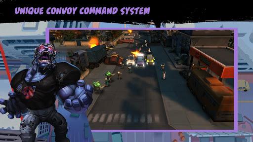 Télécharger Code Triche Deadly Convoy: Zombie Defense MOD APK 2