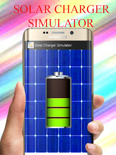 Solar Charger Simulator for PC