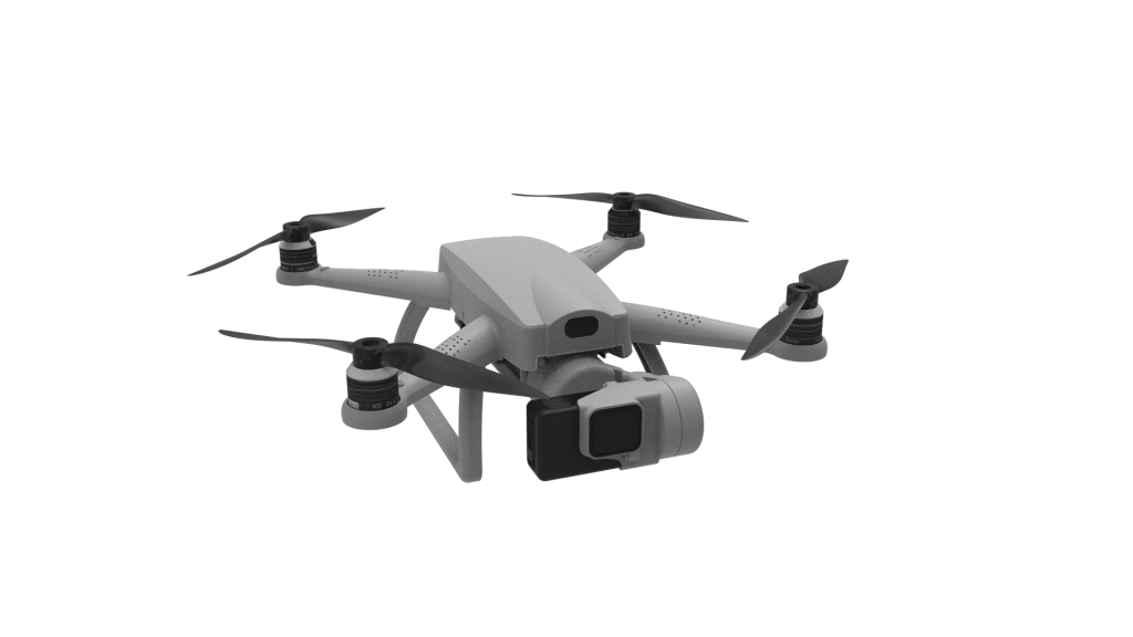 A200 micro drone | first NPNT compliant drone flight