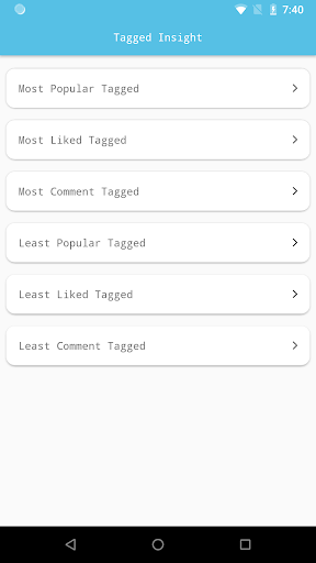 Foto do Followers Insight for Instagram, tracker, analyzer