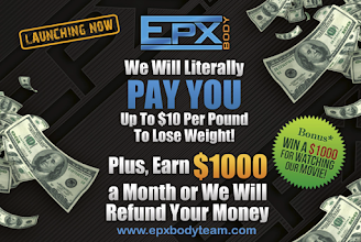 Photo: EPX Body, get slim and traim and get paid for it.