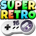 SuperRetro16 (SNES emulador) icon