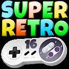 SuperRetro16 ( SNES Emulator ) icon