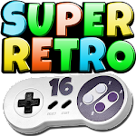 SuperRetro16 ( SNES Emulator ) 1.8.1 (Paid)