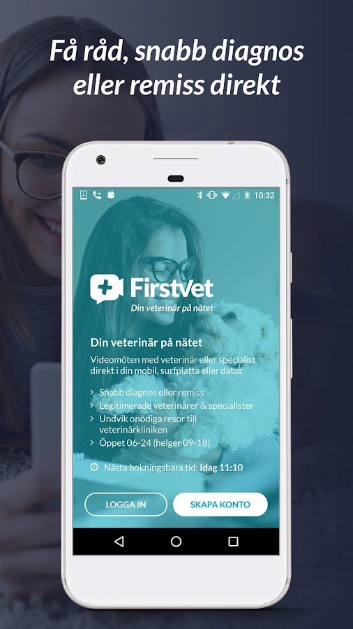 FirstVet- screenshot