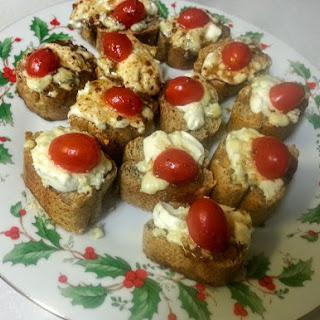 Cream Cheese Crostini Recipes.
