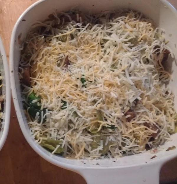 Brussels Sprouts Casserole Recipe