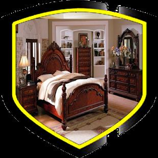 Nábytek do ložnice design - náhled