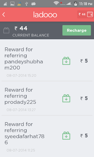 Free PayTM cash and recharge for PC
