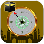 Qibla Direction Finder Compass Icon