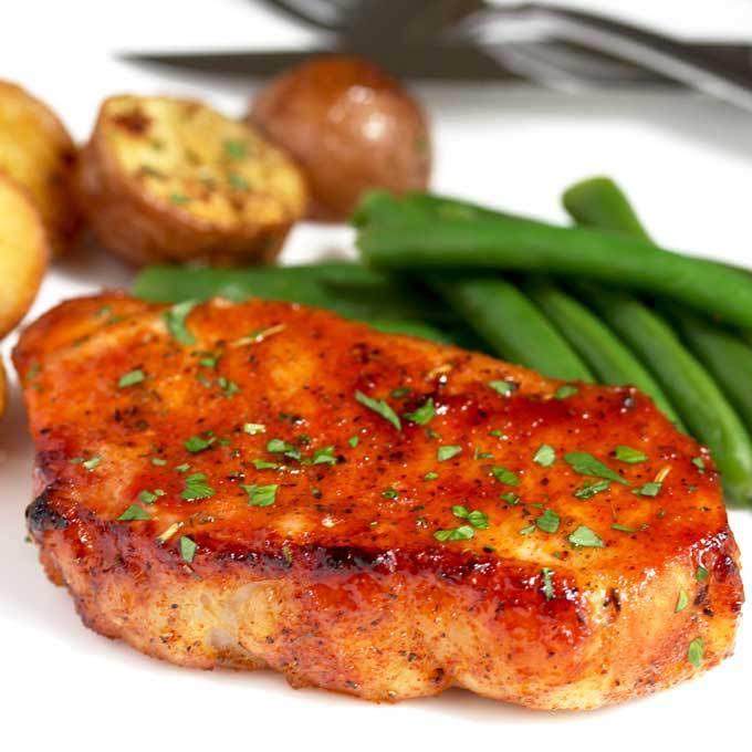 10 Best Baked Pork Chops Recipes