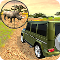 Safari Hunting 4x4 icon