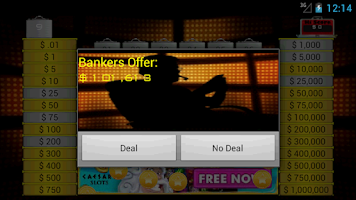 Screenshot of Deal For Millions