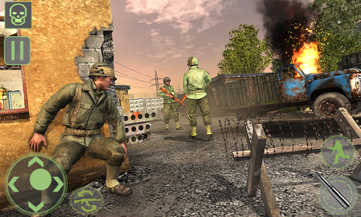 Frontline World War 2 Survival FPS Grand Shooting 1.5 screenshots 2