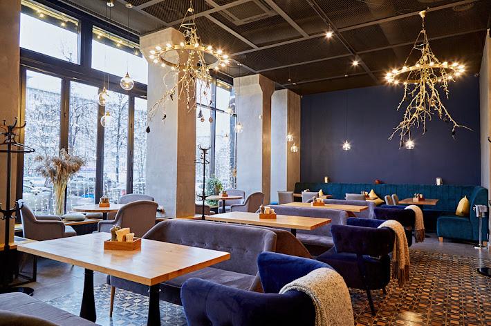 Фото №9 зала Cafe-bar Dilly