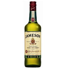 jameson whisky Irlande Julhès 12 18 Gold Irish whiskey
