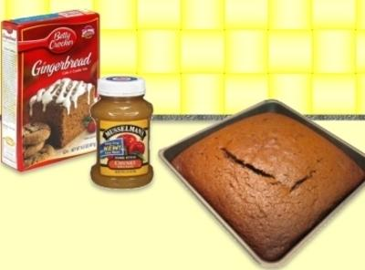Quick 'n Yummy Ginger Apple Bread Recipe