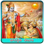 Bhagavad Gita Telugu Icon