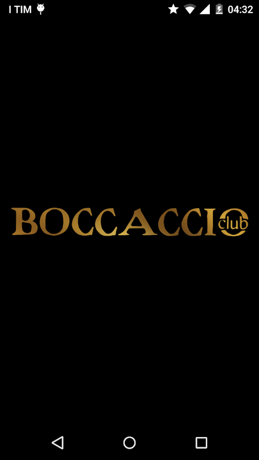 Boccaccio Club- screenshot