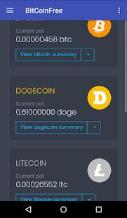 BitCoinFree - náhled