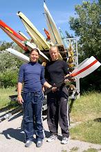 Photo: 2005 Catrine Østerberg og Martina Hildebrandt, Odense Roklub
